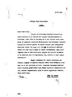 Atatürk, Tahsin Mayatepek ve Günes Dil Teorisi Yazışmaları – 8
