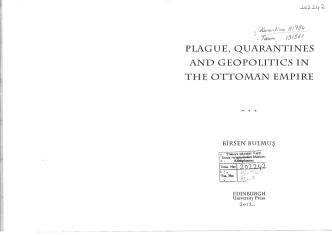 and geopolıtıcs ın the ottoman empıre