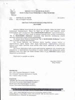 Devlet Su İşleri G. Müdürlüğü Afiş ve Fotoğraf Yarışması Duyurusu