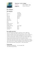 Fiat Uno 1.4 I.E. Hobby 9.000 TL İlan detayları