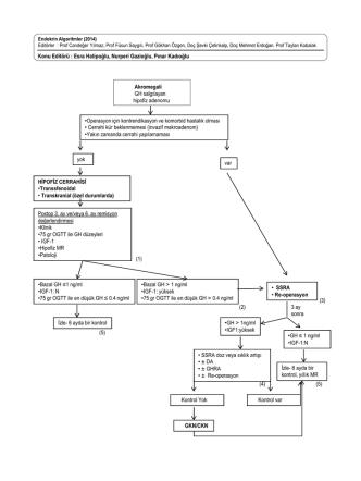 Akromegali GH salgılayan hipofiz adenomu . H POF Z CERRAH S