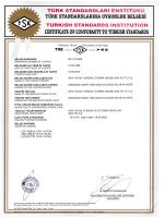 türk standardları enstitüsü turk standardlarına uygunluk belgesi