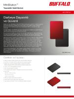 Product Data Sheet - Buffalo Technology