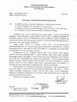 UFUK sAĞLıK sEN - Personel Daire Başkanlığı