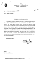 Merkez Müdürü Ataması - Hacettepe Üniversitesi Personel Dairesi