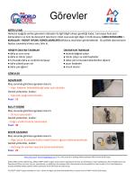 3. GÖREVLER 02.11.2014 tarihinde güncellenmiştir.
