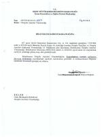 Sayı : 89376558-903.02-2-Ol - Ordu Büyükşehir Belediyesi
