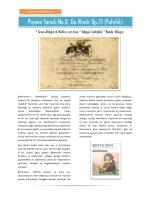 Piyano Sonatı No.8, Do Minör Op.13 (Patetik)