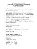 Yarışma Koşulları - İzmir Büyükşehir Belediyesi