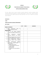 türk radyoloji derneği eğitilen değerlendirme formu