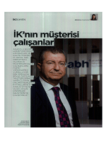 """İK""""nın mü terisi - Anadolu Bilişim Hizmetleri"""