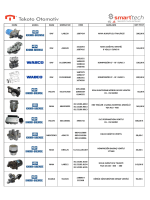 araç marka no oem açıklama net fiyat daf la8130 1607424 hava