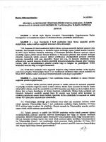 Sigorta Acenteleri Yönetmeliğinin Uygulanmasına İlişkin 2014/8