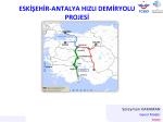 Eskişehir – Kütahya – Afyonkarahisar – Burdur