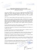 28 Mart 2014 Tarihli Olağan Genel Kurul Toplantısı