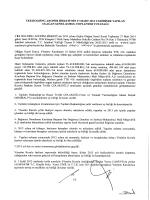 27 mart 2014 tarihinde yapılan olağan genel