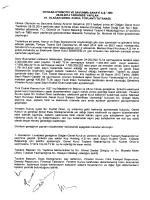 Özel Durum Açıklama Formu - 28.03.2014 - EK-1