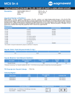 MCU Sn 6 - Oerlikon Kaynak