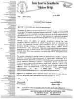 2014/11 - Erasmus Programı