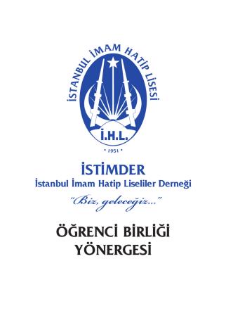 12-öğrenci birliği yönergesi - İstanbul İmam Hatip Lisesi Mezunları