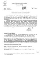 tarım reformu genel müdürlüğü türkiye sulama kooperatifleri