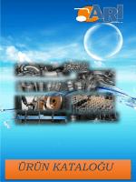 E-Katalog - Arı Endüstriyel