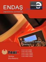 FeniX indüksiyonla rulman ısıtma cihazı