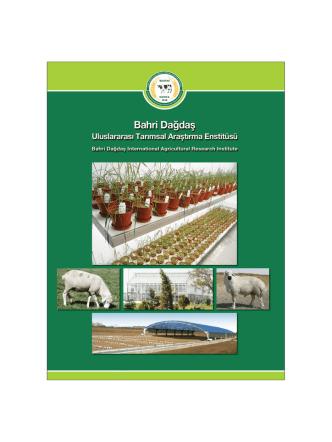Bahri Dağdaş Uluslararası Tarımsal Araştırma Enstitüsü