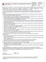 isG - Zetaş Zemin Teknolojisi A.Ş.