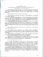 İçişleri Bakanlığı Personel Genel Müdürlüğünün 12.12.2014 tarih ve