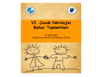 VI. Çocuk Nörolojisi Bahar Toplantıları