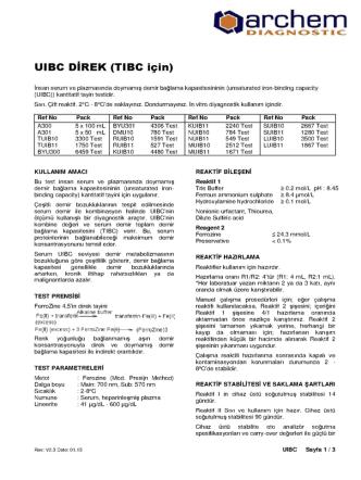 Archem UIBC V.2.3 TR