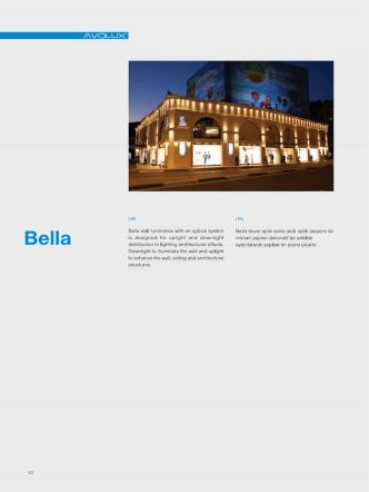 Bella - Avolux