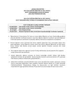 şırnak üniversitesi 2014-2015 eğitim