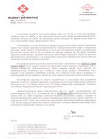eg› - Başkent Üniversitesi Konya Uygulama ve Araştırma Merkezi