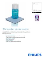 SVC1116/55 Philips Ekran temizleyici