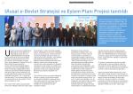 Ulusal e-Devlet Stratejisi ve Eylem Planı Projesi