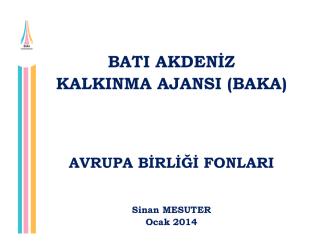 avrupa birliği fonları (ocak 2014)