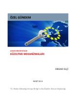 AB Bütçesi Düzeltme Mekanizmaları