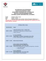 ab horızon 2020 programı marıe sklodowska curıe araştırma