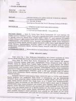 Van 1. İdare Mahkemesi Kararı - Sağlık-Sen