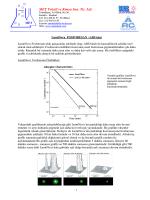 Teknik Bilgi - MET Tekstil ve Kimya Ltd