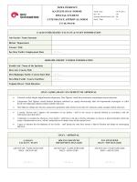 Özel öğrenci katılım onay formu