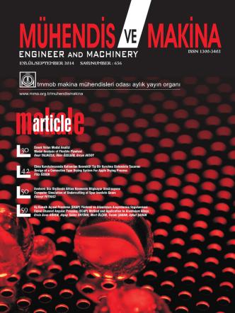 364 KB - Makina Mühendisleri Odası