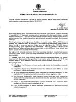 Page 1 . ,_ A. Levent TUZEL Istanbul Milletvekili TÜRKİYE BÜYÜK