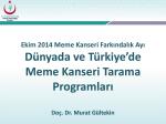 Slayt 1 - Türkiye Halk Sağlığı Kurumu