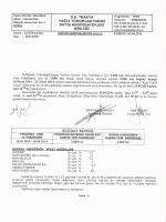 Ticaret Sicil No: 1419/4453 s s TRAKYA Vergi Dairesi