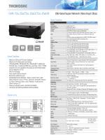 OVR-724-256/724-256D/724-256DR