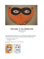 mask çalışması - PS Yaşam - Özel Aile Danışma Merkezi