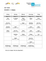 AGs Schuljahr 14.15